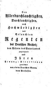 Forsthandbuch: Algemeiner theoretisch-praktischer Lehrbegriff sämmtlicher Försterwissenschaften