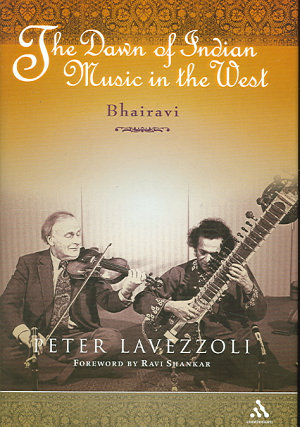The Dawn of Indian Music in the West