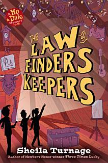 The Law of Finders Keepers Book