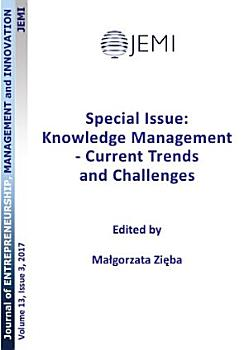 Special Issue  Knowledge Management   Current Trends and Challenges PDF
