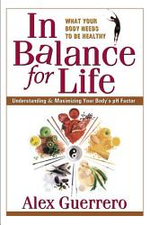 In Balance For Life Book PDF