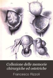 Collezione delle memorie chirurgiche ed ostetriche