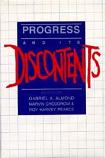 Progress and Its Discontents Book