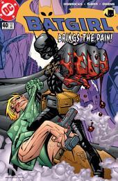 Batgirl (2000-) #40