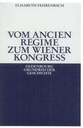 Vom Ancien Régime zum Wiener Kongreß: Ausgabe 5
