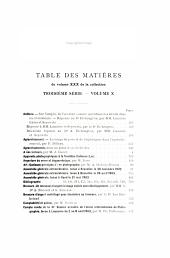 Bulletin: Volume30