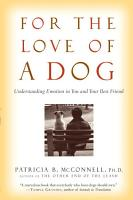 For the Love of a Dog PDF