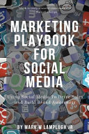 Marketing Playbook For Social Media Book PDF