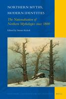 Northern Myths  Modern Identities PDF