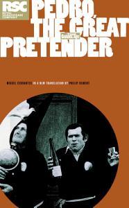 Pedro  the Great Pretender Book