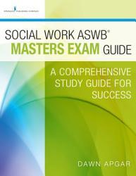 Social Work Aswb Masters Exam Guide Book PDF