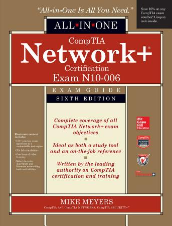 CompTIA Network  All In One Exam Guide  Sixth Edition  Exam N10 006  PDF