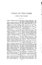 Reports of Cases Decided in the Supreme Court of the State of Indiana: Volume 82