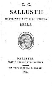 Catilinaria et Jugurthina bella