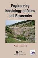 Engineering Karstology of Dams and Reservoirs PDF