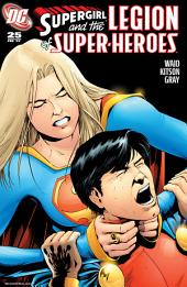 Supergirl and The Legion of Super-Heroes (2006-) #25