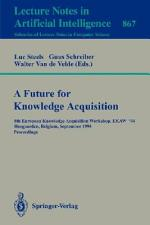 A Future for Knowledge Acquisition