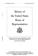 History of the United States House of Representatives