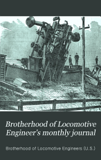 Brotherhood of Locomotive Engineer s Monthly Journal PDF
