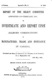 Journals of the House of Commons of Canada: Volume 22, Part 3