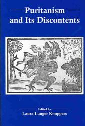 Puritanism And Its Discontents Book PDF