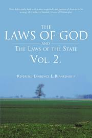 The Laws Of God And The Laws Of The State Vol  2