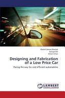 Designing and Fabrication of a Low Price Car