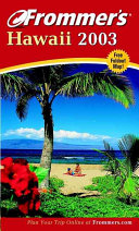 Frommer s Hawaii 2003 PDF
