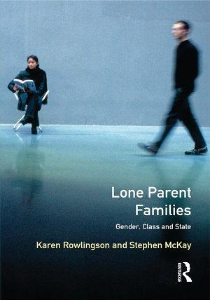 Lone Parent Families