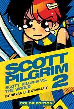 Scott Pilgrim Color, Vol. 2: Vs. The World