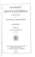 Chambers' Encyclopædia