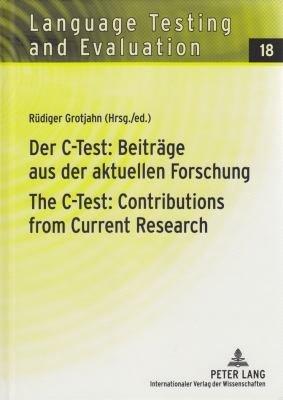 Der C Test  Beitr  ge aus der aktuellen Forschung
