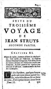 Les Voyages de Jean Struys en Moscovie, en Tartarie, en Perse, aux Indes et en plusieurs autres pays étrangers