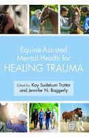 Equine Assisted Mental Health for Healing Trauma PDF