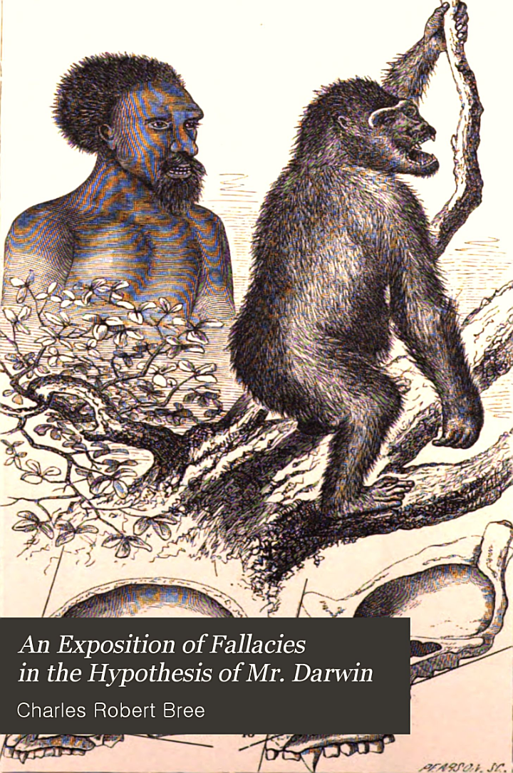 An Exposition of Fallacies in the Hypothesis of Mr. Darwin