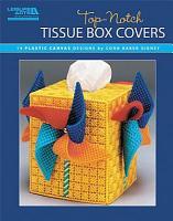Top Notch Tissue Box Covers PDF