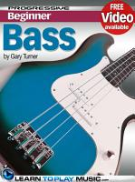 Bass Guitar Lessons for Beginners PDF