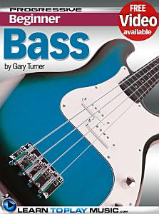 Bass Guitar Lessons for Beginners Book