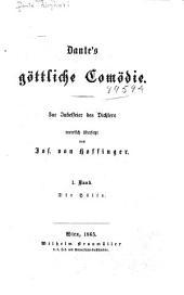 Dante's göttliche Comödie