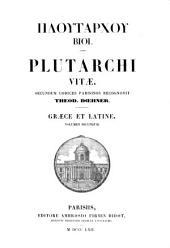 Plutarchi Vitae