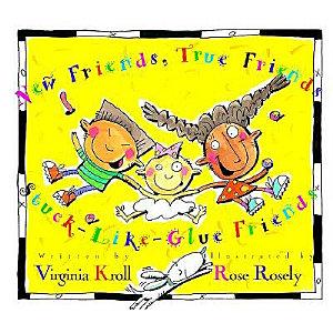 New Friends  True Friends  Stuck Like Glue Friends PDF