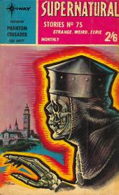 Supernatural Stories featuring The Phantom Crusader