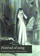 Festival of Song: A Series of Evenings with the Poets