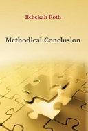 Methodical Conclusion Book