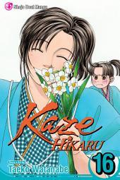 Kaze Hikaru: Volume 16