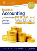 Essential Accounting for Cambridge IGCSE   and O Level Workbook PDF