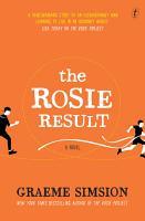 The Rosie Result PDF