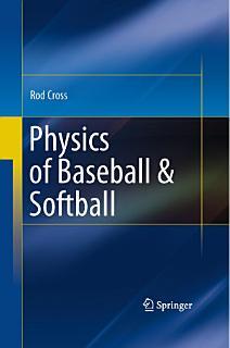 Physics of Baseball   Softball Book