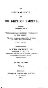 The political state of the British empire