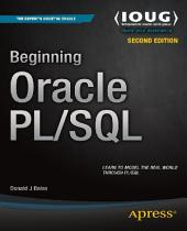 Beginning Oracle PL/SQL: Edition 2